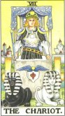 The Chariot - Major Arcana Tarot Card